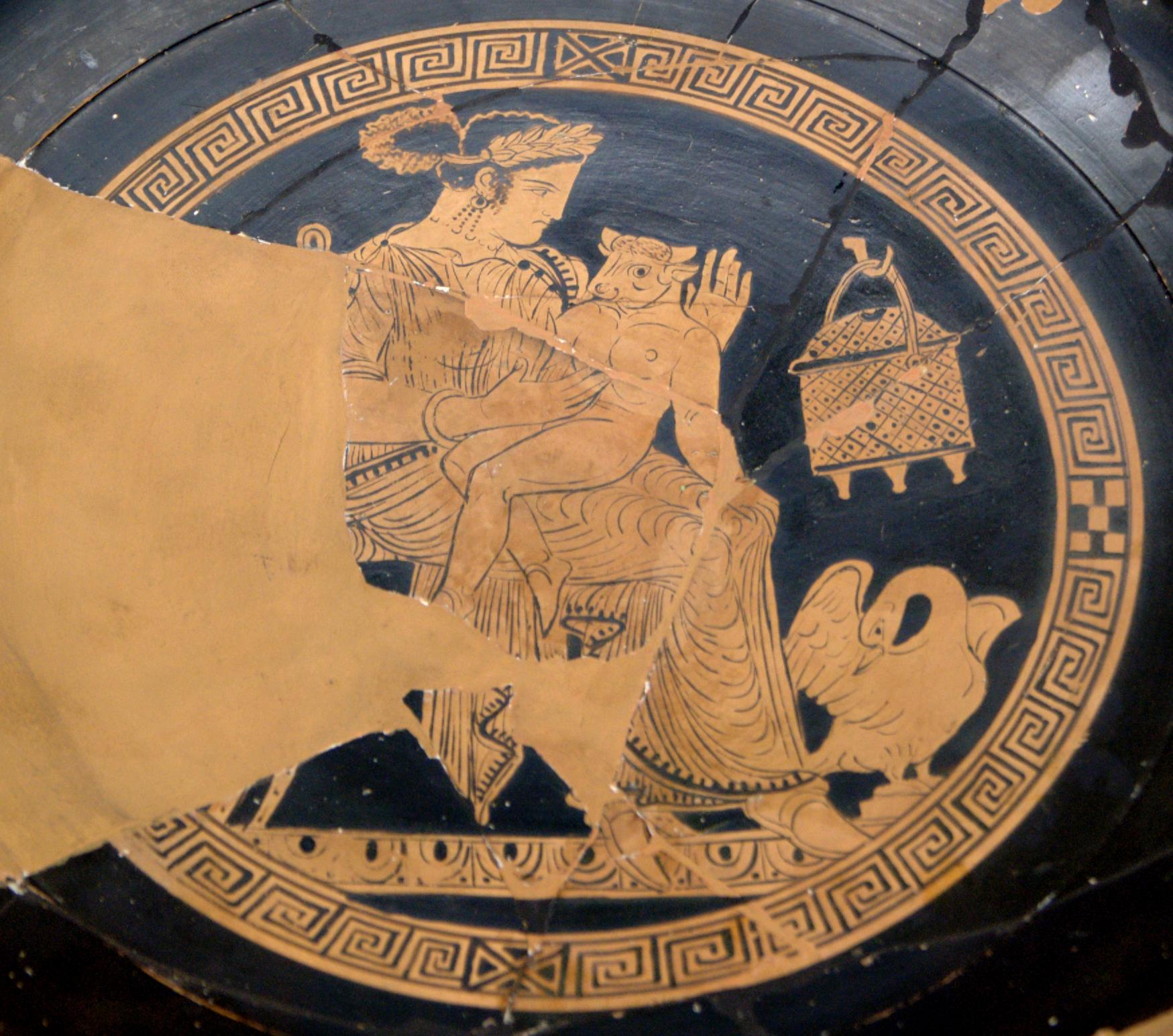 Madeline Miller Myths Myth Of The Week The Minotaur